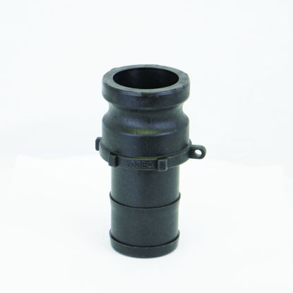 "Picture of CAMLOCK 200E: 2"" POLY FITTING PART E"