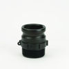 """Picture of CAMLOCK 300F: 3"""" POLY FITTING PART F"""