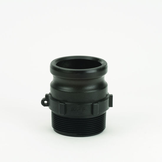 "Picture of CAMLOCK 300F: 3"" POLY FITTING PART F"