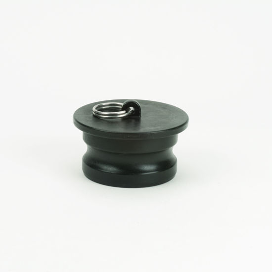 """Picture of CAMLOCK 300DP: 3"""" POLY FITTING DUST PLUG"""