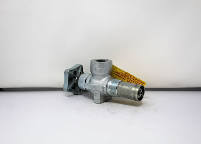 """Picture of VALVE  CONTINENTAL B1208ER: RISER VALVE 1-1/4"""" INLET x 1"""" OUTLET 70 GPM"""
