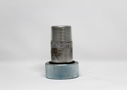 """Picture of ACME A3175A: ADAPTER 1"""" MALE PIPE THREAD x 1-3/4"""" FEMALE ACME"""
