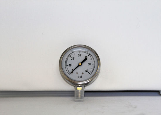 Picture of GAUGE 60# LIQUID FILLED PRESSURE