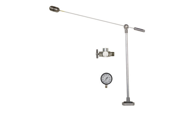 Picture of GAUGE A6480-41SS: 1000 GALLON STAINLESS STEEL TANK FLOAT GAUGE