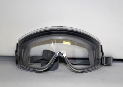 Picture of SAFETY S3960C: CLEAR GOGGLES