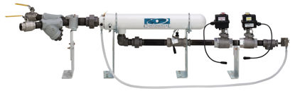 Picture of NH3 ASF3000GH: SINGLE UNIT HORIZONTAL MOUNT, HEAT EXCHANGER AND BRACKET ONLY