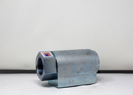"""Picture of VALVE A15BC: 1-1/2"""" CHECK VALVE"""