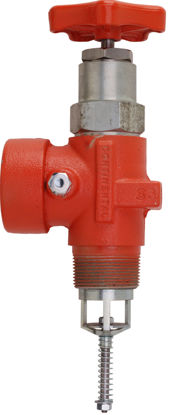 """Picture of VALVE CONTINENTAL A1507F: 1-1/2"""" INLET x 1-1/4"""" OUTLET 60 GPM"""