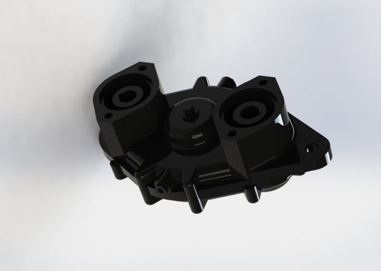 Picture of NEW LEADER 37985: DUAL MOTOR GEARBOX