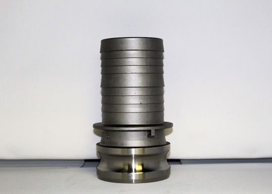 """Picture of CAMLOCK 300E: 3"""" STAINLESS STEEL FITTING PART E"""