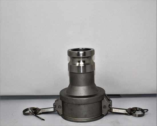 Picture of CAMLOCK 400D x 300A: STAINLESS STEEL ADAPTER