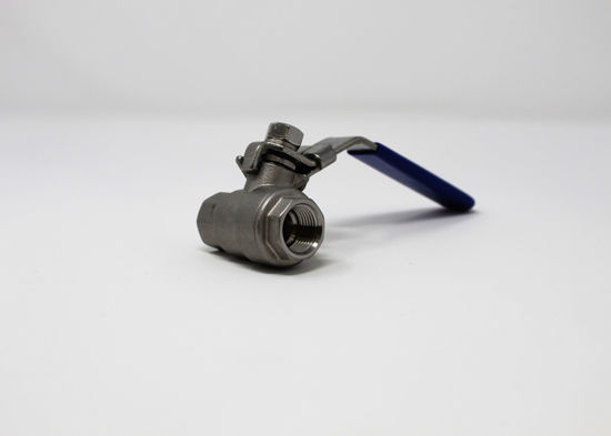"""Picture of VALVE 3/8"""" STAINLESS STEEL FULL PORT"""