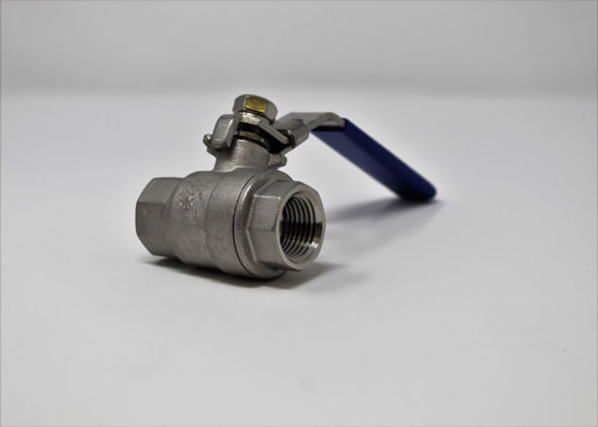 "Picture of VALVE 1/2"" STAINLESS STEEL FULL PORT"
