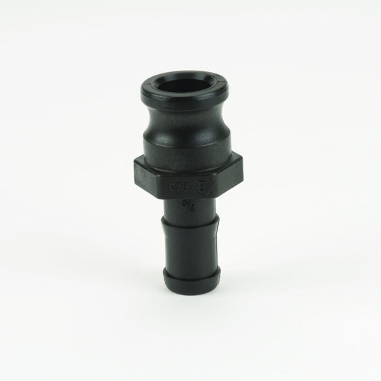 """Picture of CAMLOCK 075E: 3/4"""" POLY FITTING PART E"""