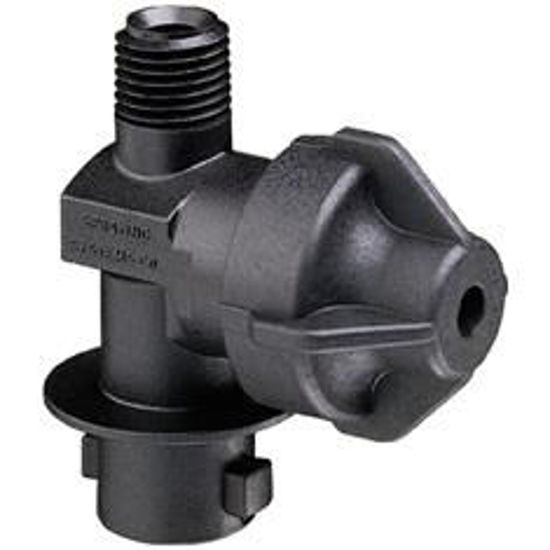"""Picture of NOZZLE BODY TEEJET QJ8360 NYB 1/4""""MPT"""