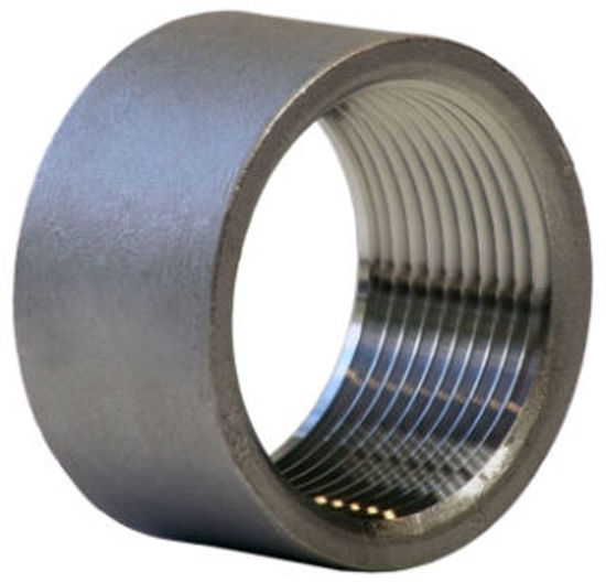 Picture of COUPLING HALF 150# SS304 1/8""