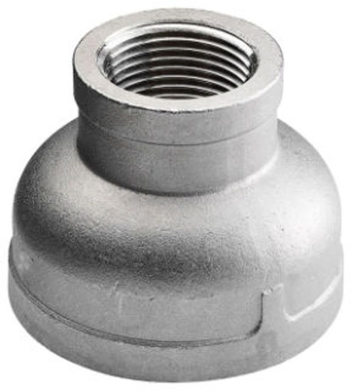 Picture of COUPLING REDUCER SS304 1-1/2 X 3/4