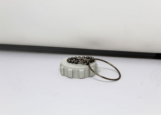 """Picture of ACME 1-3/4"""" NYLON CAP AND CHAIN"""