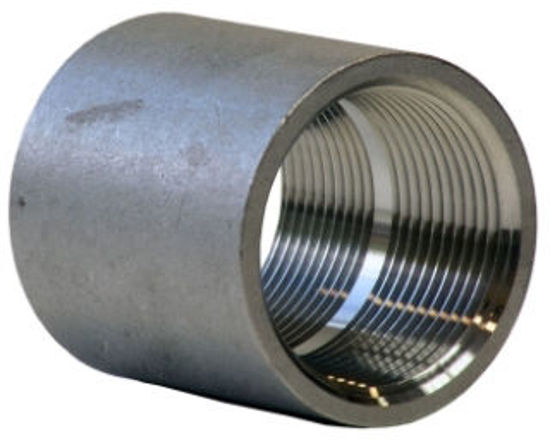 Picture of COUPLING 150# 304SS 1-1/4""