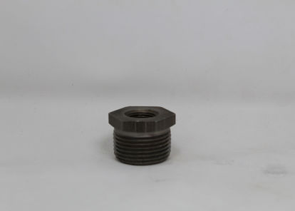 """Picture of BUSHING FORGED STEEL 1/2"""" X 3/8"""""""