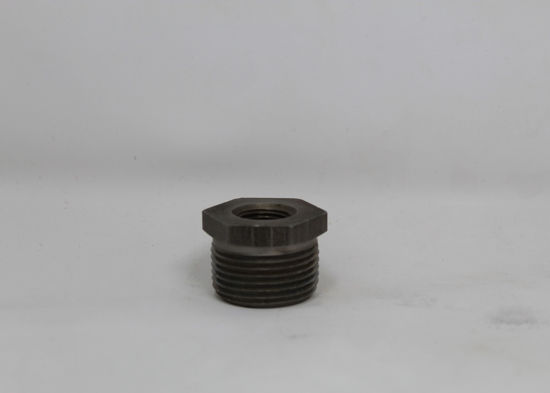 "Picture of BUSHING FORGED STEEL 1/2"" X 3/8"""