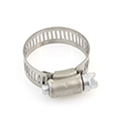 Picture of CLAMP SCREW B16HS STAINLESS STEEL HOSE CLAMP