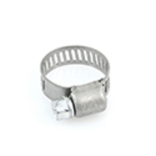 Picture of CLAMP SCREW M6S STAINLESS STEEL HOSE CLAMP