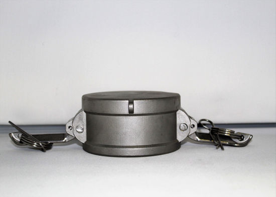 "Picture of CAMLOCK 400DC: 4"" STAINLESS STEEL FITTING DUST CAP"
