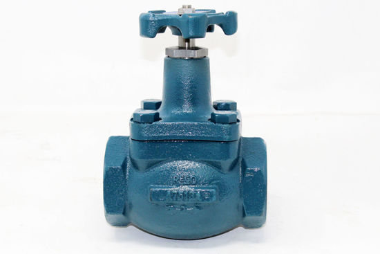 """Picture of VALVE REGO A7514AP:  2"""" ANGLE GLOBE VALVE"""