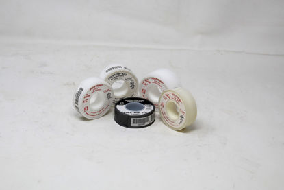 """Picture of TAPE 1/2"""" x 260"""" STAINLESS STEEL GRADE THREAD SEAL"""