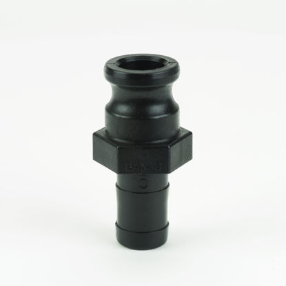 """Picture of CAMLOCK 100E: 1"""" POLY FITTING PART E"""