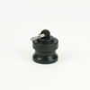"""Picture of CAMLOCK 150DP: 1-1/2"""" POLY FITTING DUST PLUG"""