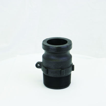 """Picture of CAMLOCK 200F: 2"""" POLY FITTING PART F"""