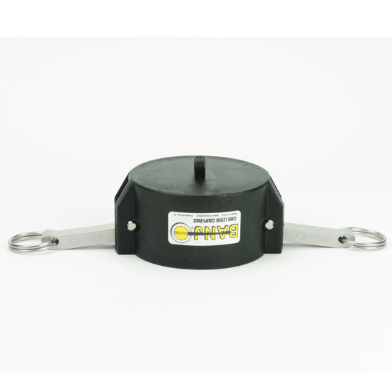 """Picture of CAMLOCK 300DC: 3"""" POLY FITTING DUST CAP"""