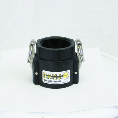 """Picture of CAMLOCK 200D: 2"""" POLY FITTING PART D"""