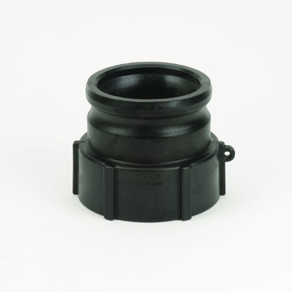"""Picture of CAMLOCK 400A: 4"""" POLY FITTING PART A"""
