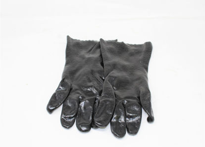 Picture of GLOVE BLACK CHEMICAL 1027