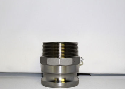 """Picture of CAMLOCK 400F: 4"""" STAINLESS STEEL FITTING PART F"""